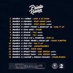 RUMBLE - Printa Riddim (Back Cover)