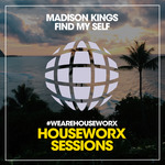 MADISON KINGS - Find My Self (Front Cover)