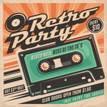 Retro Party: Disco Hits - Best Of The 70's