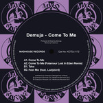 DEMUJA - Come To Me (Front Cover)