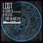 LOST - Code 6 (Front Cover)