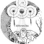 ARTRONIKS - Riddle/Manta (Front Cover)