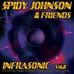 Spidy Johnson & Friends/Infrasonic 2 (29 Dubstep, Ragga, Dancehall, Jungle, House & Techno Mixes)
