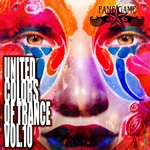 VARIOUS - United Colours Of Trance Vol 10 (Front Cover)