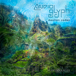 AUDIOGLYPH - Aeolian Codes (Front Cover)