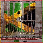 VARIOUS - JamRock City Riddim (Front Cover)