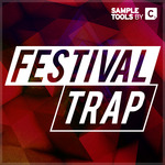 CR2 RECORDS - Festival Trap (Sample Pack WAV/MIDI) (Front Cover)