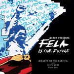 SEUN KUTI - Beasts Of No Nation (Front Cover)