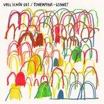 TONEAFFAIR - Sonnet EP (Front Cover)