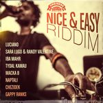 VARIOUS - Nice & Easy Riddim (Oneness Records Presents) (Front Cover)
