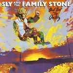 SLY & THE FAMILY STONE - Ain't But The One Way (Front Cover)