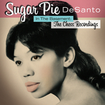 SUGAR PIE DESANTO - In The Basement: The Chess Recordings (Front Cover)