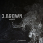 J.BROWN - Damn (Front Cover)