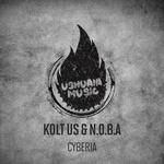 KOLT US/NOBA - Cyberia (Front Cover)
