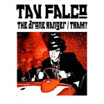 TAV FALCO - The Drone Ranger (Front Cover)