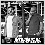 INTRUDERZ SA - Drums & Fairytales EP (Front Cover)