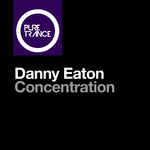 DANNY EATON - Concentration (Front Cover)