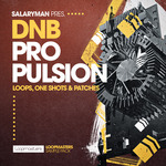 Loopmasters: Drum & Bass Propulsion (Sample Pack WAV/APPLE/LIVE/REASON)