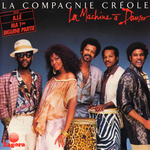 LA COMPAGNIE CREOLE - La Machine A Danser (Front Cover)