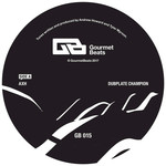 AXH - Dubplate Champion (Front Cover)