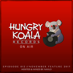 VARIOUS/HUNGRY KOALA - Hungry Koala On Air 012 (Front Cover)