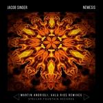 JACOB SINGER - Nemesis (Front Cover)