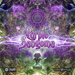 VARIOUS - Purple Sangoma (Front Cover)