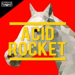 OLD BRICK WAREHOUSE/ACID KLOWNS FROM OUTER SPACE/JASON RIVAS/TERRY DE JEFF/KENJI SHK/OLD BRICK WAREHOUSE - Acid Rocket (Front Cover)