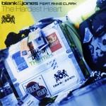 BLANK & JONES feat ANNE CLARK - The Hardest Heart (Front Cover)
