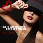 FABIO AMOROSO/DREAM FUNKER - Hush Baby (Front Cover)