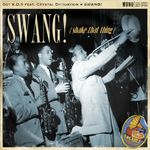GOT KDS feat CRYSTAL DISTORTION - Swang! (Shake That Thing) (Front Cover)