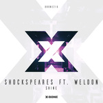 SHOCKSPEARS feat WELDON - Shine (Front Cover)