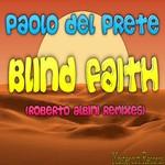 PAOLO DEL PRETE - Blind Faith (Front Cover)