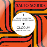 RELIGHT ORCHESTRA/AQIILA/CLEYTON BARROS - Olodum (Front Cover)