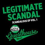 LEGITIMATE SCANDAL - Scandalous Vol 1 (Front Cover)