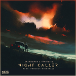 ABANDONED & INFINOISE feat PROJECT NIGHTFALL - Night Caller (Front Cover)
