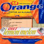 LEMON MELON - Orange Nature (Front Cover)