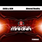 ZAIGA & AGM - Altered Reality (Front Cover)