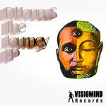 DJ JONNAS - The Journey EP (Front Cover)
