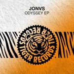 JONVS - Odyssey EP (Front Cover)