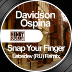 DAVIDSON OSPINA - Snap Your Finger (Front Cover)