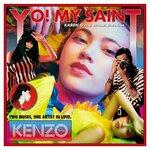 KAREN O feat MICHAEL KIWANUKA - Yo! My Saint (Front Cover)
