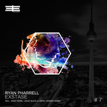 RYAN PHARRELL - Extase (Front Cover)
