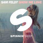 SAM FELDT - Show Me Love (Front Cover)
