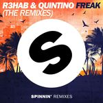 R3HAB/QUINTINO - Freak (The Remixes) (Front Cover)