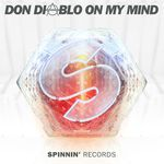 DON DIABLO - On My Mind (Front Cover)