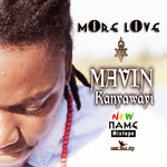 MAVIN KANYAWAYI - More Love (Front Cover)