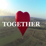 DJ MIXER MAN - Together (Front Cover)