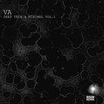 VARIOUS - Deep Tech & Minimal Vol 1 (Front Cover)