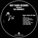 THE HORRORIST - When I Raise My Hand (Front Cover)